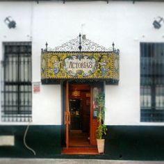 Foure Square: Restaurants in Triana Seville