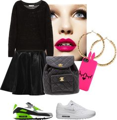 """Sporty chic"" by eliseproust on Polyvore"