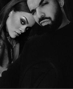 Drake and Riri❤