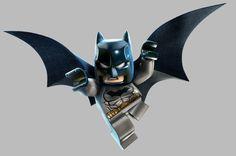 LEGO Batman 3: DC Comics  The New 52 Cover Variants