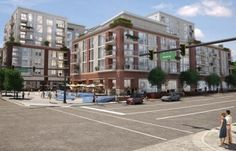 $ 55 Million Mixed-Use Development in Downtown Chapel Hill Nears Completion | Multi-Housing News Online