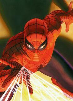 Tesi sul meraviglioso mondo Marvel a cura di Eugenio Casini. L'uomo ragno. #superheroes