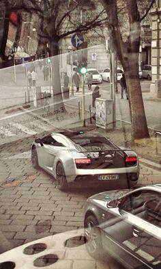 Lamborghini gallardo superleggera in Milano