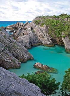 jobson's bay bermuda | Cool off after your round at Jobson's Cove Beach