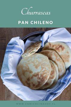Pan Bread, Bread Baking, Chilean Recipes, Pan Dulce, 30 Minute Meals, Empanadas, Churros, Bread Recipes, Bakery