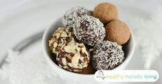It's generally difficult to help yourself to a piece of chocolate without feeling like you're totally reversing your efforts to eat healthy. But these chocolate truffles can help your diet rather than hinder it. Made with dark chocolate, this sweet snack can enhance your health in surprising ways.  Reasons to Go Dark It's common knowledge...More
