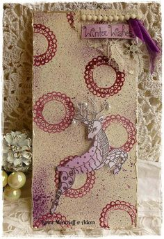 Winter Wishes by Lynne Moncrieff | That's Blogging Crafty!