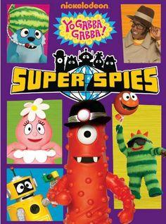 #Giveaway – Yo Gabba Gabba Super Spies on #DVD 4/17