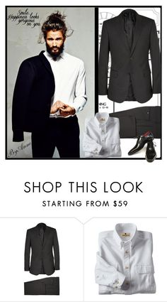"""""""The Evolution...."""" by anne-977 ❤ liked on Polyvore featuring Gucci, Woolrich, fallman and fabulolousman"""