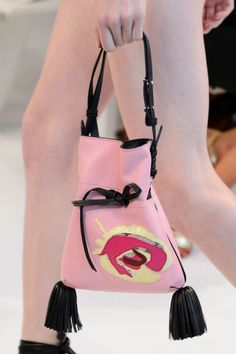 Spring 2017 Runway Report, Favorites #handbags #accessories #springfashion ; ALtuzarra
