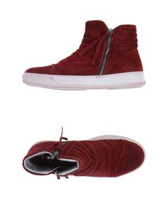 BB WASHED by BRUNO BORDESE High-top