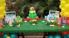 1st Birthday Telettubies | CatchMyParty.com
