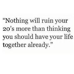 #notsoperfect20s