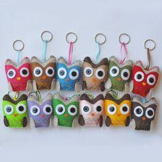 Owl key chain!