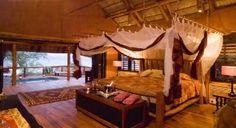 My kind of bedroom...