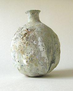 Studio Pottery Large Koro Koro by Aki Moriuchi