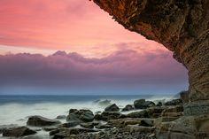 isle of skye steine see schottland