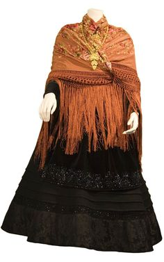 Folk Costume, Costumes, Spanish Costume, Disney Silhouettes, Sweet Home, Bad Girl Aesthetic, About Hair, My Style, Casual
