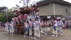 平成27年弓弦羽神社宮入(東之町)