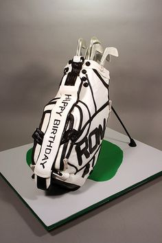 couldn't pass up pinning this for Glenn. Awesome cake!