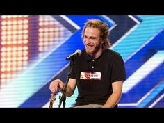 Robbie Hance's audition - Damien Rice's Coconut Skins - The X Factor UK 2012    Amazing!