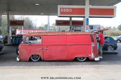 A little lower VW