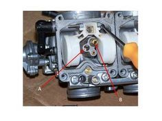 DIY Fix Your Motorcycle's Carburetor: Removing and Cleaning Jets