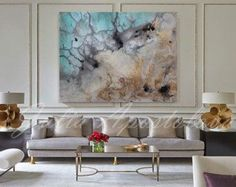 Watercolor Abstract Painting, Contemporary Art Print, Huge Wall Art, Gold and Black Decor, Large Painting ''Milky Way'' by Julia Apostolova Watercolor Paintings Abstract, Watercolor Print, Painting Art, Grand Art Mural, Modern Prints, Art Prints, Art Abstrait, Large Wall Art, Contemporary Paintings