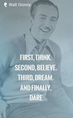 Inspirational words to live by Walt Disney. Tap to see more inspirational & motivational quotes! - @mobile9