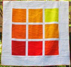 Color Me Quilty: Stratified Layers of Life and Love