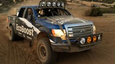 This is how Ford snuck a 2015 F-150 past everyone at the Baja 1000