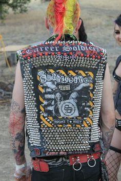 73 Best Punk Jackets Amp Vests Images Punk Jackets Punk