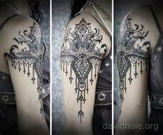 This is the One - ah! Gorgeous! ~bme shoulder lace Tattoos for Women - Bing Images