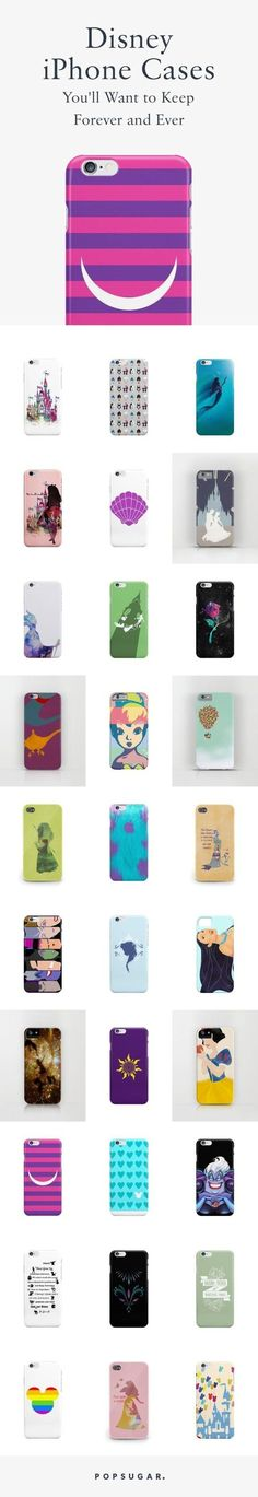 With these enchanting iPhone cases, we can relive and embrace our Disney nostalgia daily — because we're never too old for these classic characters and Cute Cases, Cute Phone Cases, Ipod Cases, Iphone Cases Disney, Mobile Covers, Free Iphone, Iphone Phone, Gadget Gifts, Tech Gifts