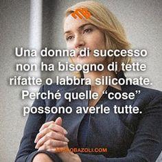 Vero? #donne #italiane #italia #successo #pensiero #attitudine #crescitapersonale
