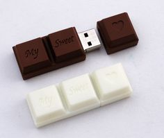 Chocolate-USB-Drive