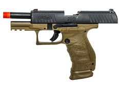 Elite Force Walther PPQ Tactical GBB Pistol Airsoft Gun by VFC ( 2 Find our speedloader now! http://www.amazon.com/shops/raeind