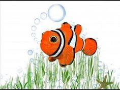 Un poisson avec un cure-dent, qui faisait du miel, qui faisait du miel ~