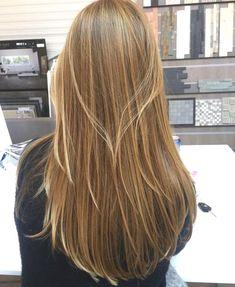 The 72 Sexiest Summer Haircut Ideas To Show Off This Season – Beauty Medium Thin Hair, Summer Haircuts, Light Brown Hair, Brunette Hair, Hair Highlights, Natural Highlights, Balayage Hair, Balayage Brunette, Gorgeous Hair