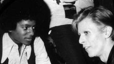 Bowie in September 1974, shortly after he taught Michael Jackson - via choreographer Toni Basil -  to moonwalk