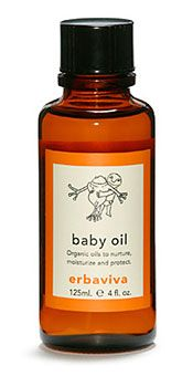Erbaviva - Organic Baby Oil