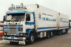 Scania 143M. 470 P.B.KOK