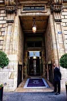 Hôtel de Crillon Paris, France