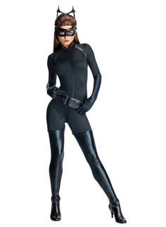 Get Cat Woman Costume in Last Minute Costume For Halloween