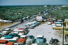Daytona Beach Florida 1950s