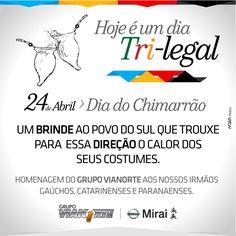 Grupo Vianorte - Dia do Chimarrão