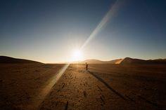 Marche dans le désert de Namibie © Brice Portolano - Fotolia.com. http://www.lonelyplanet.fr/article/la-namibie-immortalisee-par-brice-portolano #Fotolia #BricePortolano #Namibie #voyage #travel #désert #Afrique #disconnect