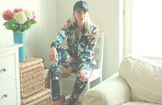 THE floral suit