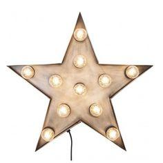lámpara estrella | Tiendas On