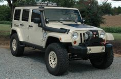 Jeep Wrangler Unlimited - American Expedition Vehicles, AEV